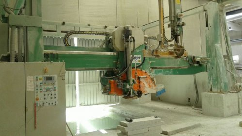Stone processing equipment